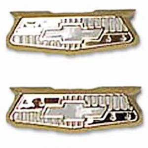 Tri-Five - Emblems - Quarter Panel Emblems
