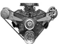 Engine Bracket Kits - Aftermarket AC Brackets - Alan Grove - Compressor Mounting Bracket