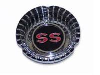 Emblems - Fender Emblems - Trim Parts USA - Hub Cap Emblem
