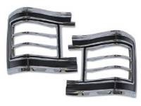 Taillight Parts - Taillight Bezels - Dynacorn International LLC - Taillight Lens Bezels