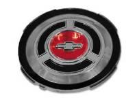 Emblems - Hub Cap Emblem - Trim Parts USA - Hub Cap Emblem