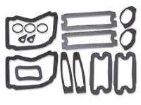 Paint Gasket Kits - Chevelle Paint Gasket Kits - Soff Seal - Paint Gasket Kit