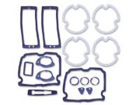 Paint Gasket Kits - Chevelle/Malibu Paint Gasket Kits - RestoParts - Paint Gasket Kit