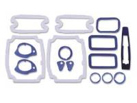 Paint Gasket Kits - EL Camino Paint Gasket Kits - RestoParts (OPGI) - Paint Gasket Kit