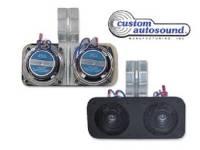 Radio Parts - Speakers - Custom Auto Sound - Dual Speaker