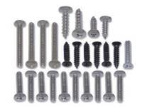 Screw Sets - Exterior Screw Sets - H&H Classic Parts - Exterior Screw Set