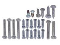 Exterior Restoration Parts & Trim - Exterior Screw Sets - MR G'S - Exterior Screw Set