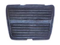 Interior Restoration Parts & Trim - Brake Pedal Parts - RestoParts (OPGI) - Brake/Clutch Pedal Pad