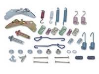 Brake Parts - Brake Hardware Kits - Shafer's Classic - Front Brake Hardware Kit