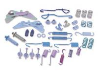 Brake Parts - Brake Hardware Kits - Shafer's Classic Reproductions - Rear Brake Hardware Kit