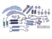 Classic Chevelle, Malibu, & El Camino Restoration Parts - Shafer's Classic Reproductions - Rear Brake Hardware Kit