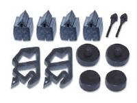 Rubber Bumpers - Body Bumper Kits - RestoParts (OPGI) - Bumper Kit