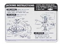 Jim Osborn Reprodutions - Jack Instructions