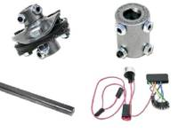 Steering Column Parts - Ididit Tilt Steering Columns - Ididit - Column InsTallation Kit (3/4x30)