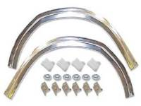 Side Trim Moldings - Fender Eyebrow Moldings - Dynacorn - Fender Eyebrow Moldings