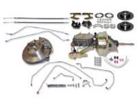 Brake Parts - Disc Brake Conversion Kits - H&H Classic Parts - 4-Wheel Disc Brake Kit