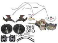 Brake Parts - Disc Brake Conversion Kits - H&H Classic Parts - Front Disc Brake Kit