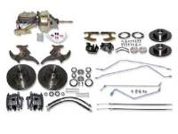 H&H Classic Parts - 4-Wheel Disc Brake Kit
