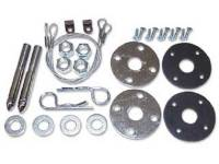 Hood Parts - Hood Moldings and Trim - Resto Parts - Hood Pin Kit