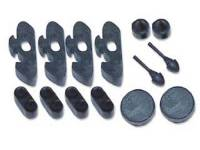 Rubber Bumpers - Body Bumper Kits - RestoParts - Body Bumper Kit