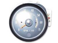 Dash Parts - Factory Gauges - OER - Tachometer (5500 RPM Redline)