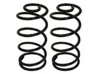 Chassis & Suspension Restoration Parts - Coil Springs - Classic Performance Products - Rear Coil Springs
