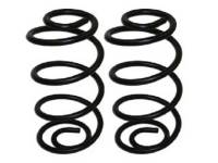 Chassis & Suspension Parts - Coil Springs - Classic Performance Products - Rear Coil Springs