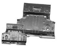 Sheet Metal Body Panels - Trunk Floor Pan Assemblies - Dynacorn - Full Trunk Floor