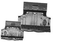 Sheet Metal Body Panels - Trunk Floor Pan Assemblies - Dynacorn International LLC - Full Trunk Floor