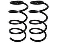 Suspension Parts - Coil Springs - CPP - Rear 1 1/2 Drop Coil Springs