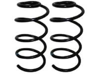 Chassis & Suspension Parts - Coil Springs - Classic Performance Products - Rear 2 Drop Coil Springs
