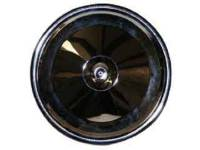 Classic Chevelle, Malibu, & El Camino Restoration Parts - TW Enterprises - Air Cleaner Chrome Lid only