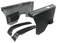 Armrest Parts - Armrest Bases - RestoParts (OPGI) - Rear Armrests Bases