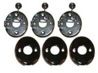 Classic Chevelle, Malibu, & El Camino Restoration Parts - TW Enterprises - Headrest Escutcheons