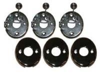 Seat Parts - Headrest Parts - TWE - Headrest Escutcheons