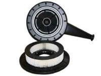 Air Cleaner Parts - Air Cleaner Assembly - TWE - Air Cleaner Assembly