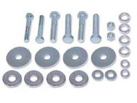 Rubber Body Mounts - Body Mount Bolt Kits - H&H Classic Parts - Body Mount Bolt Kit