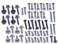 Interior Restoration Parts & Trim - Interior Screw Sets - MR G'S - Interior Screw Set