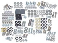 Convertible Parts - Top Assembly & Frame Parts - Shafer's Classic Reproductions - Top Frame Bolt Kit