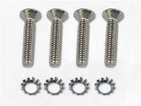 Convertible Parts - Top Handles & Striker Parts - East Coast - Top Striker Plate Screws