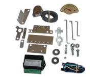 Classic Instruments - Classic Instruments Gear Selector Kit (Tan with Brown Letters)
