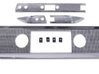 Dash Parts - Dash Trim & Bezels - DCM - Dash Trim