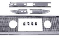 Dash Parts - Dash Bezels & Trim - DKM Manufacturing - Dash Trim