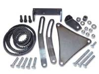 Tri-Five - Engine Bracket Kits - Alan Grove - Alternator/Compressor Brackets