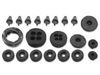 Grommets - Firewall Grommet Kits - H&H Classic Parts - Firewall & Fender Grommet Kit