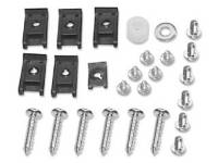 Factory AC/Heater Parts - Heater Box Hardware - East Coast Reproductions - Heater Assembly Fastener Kit
