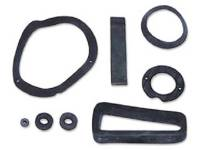 Factory AC/Heater Parts - Heater Seals - DKM Manufacturing - Heater Seal Kit with Standard Heater