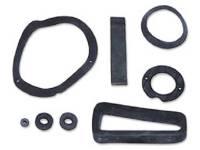 Heater Parts - Heater Seals - DCM - Heater Seal Kit with Standard Heater
