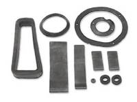 Factory AC/Heater Parts - Heater Seals - DKM Manufacturing - Heater Seal Kit with Deluxe Heater