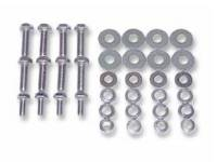 Exterior Screw Sets - Under Hood Sets - East Coast Reproductions - Hood Mounting Kit